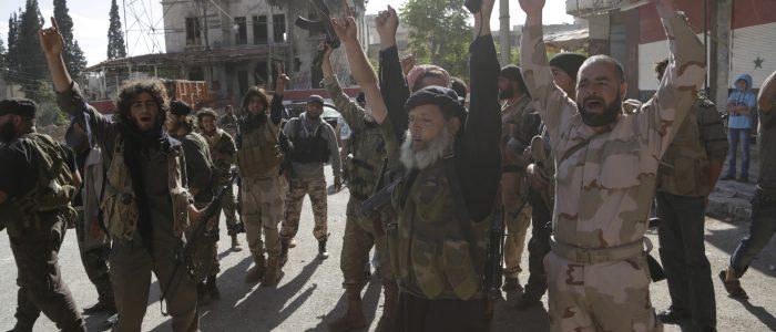 المعارضة السورية تتقدم على حساب قوات النظام.. سيطرت على 5 نقاط عسكرية بعد اشتباكات عنيفة