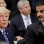 """ترامب يشيد بالعلاقات مع قطر ويصف أميرها بـ""""الصديق الرائع"""""""