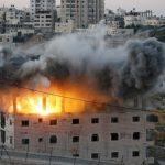 جنود الاحتلال يحتفلون بتفجير مبنى فلسطيني في القدس