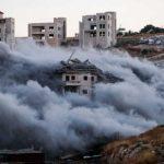 القلق يخيم على أهالي وادي الحمص بعد تدمير الاحتلال 100 شقة