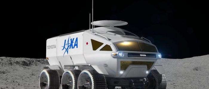"""""""تويوتا"""" تعد مركبة خاصة لمستكشفي القمر في غضون 10 سنوات"""