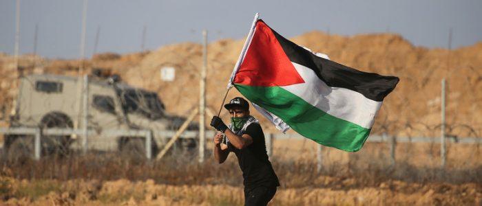 إسرائيل تمنع استقرار سكان غزة في الضفة الغربية