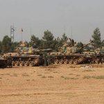 تركيا تهدد منطقة آمنة بسوريا أو اجتياح شرق الفرات
