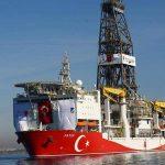 سفينة تركية جديدة تبدأ التنقيب شرق المتوسط