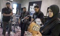 الفارابي.. فرقة موسيقية ماليزية تنشر قيم الإسلام
