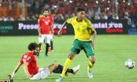 المنتخب الوطنى يخسر أمام جنوب أفريقيا بهدف ويودع كأس الأمم الأفريقية