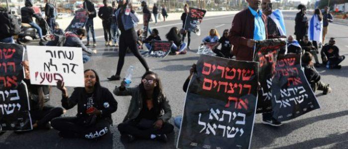 العنصرية الإسرائيلية ضد الطائفة الإثيوبية
