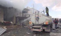 مقتل ضابط وخمسة جنود من قوات النظام السوري بتفجيريْن في درعا