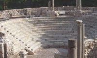 الآثار تعلن الكشف عن بقايا مدينة رومانية فى منطقة آثار كوم الدكة