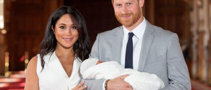 الأمير هاري وميجان يحتفلان بعيد الميلاد الأول لابنهما آرتشي
