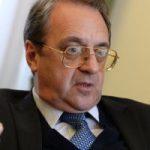 موسكو: لم نتلق أى مقترحات من واشنطن بشأن إنشاء تحالف لحراسة مضيق هرمز