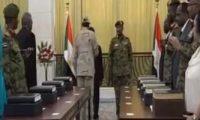 المجلس السيادى فى السودان يعقد أول اجتماع برئاسة عبد الفتاح البرهان
