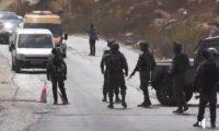 جيش الاحتلال يغلق المدخل الغربي لرام الله