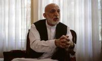 حميد كرزاي: أمريكا بتخدعنا منذ مدة وإعادة بناء أفغانستان مرهونة بخروج قواتها