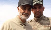 إسرائيل تفرج عن لقطات تزعم أنها لعناصر إيرانيين أثناء نقلهم طائرة مُسيرة في سوريا