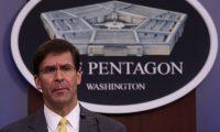 وزير الدفاع الأمريكي: ندرس كل الخيارات لمواجهة الاعتداءات على السعودية
