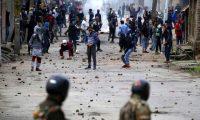 الهند تعتقل 2300 شخص من أهالي كشمير
