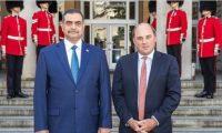 مذكرة تفاهم عراقية بريطانية في مجال الأمن والدفاع