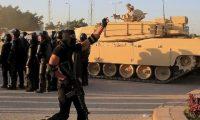 مقتل 15 مسلحا في مداهمات في الفيوم والشروق
