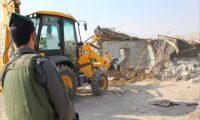 الاحتلال يهدم ممتلكات فلسطينية جنوبي الضفة