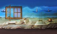 الفراغ والمكان جدلية مفهومها الرمزي والسريالي في التجربة التشكيلية للفنان موفق السيد Mowafaq Al-Said