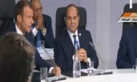 """انطلاق جلسة """"المناخ"""" بقمة مجموعة السبع بمشاركة الرئيس السيسى ال"""