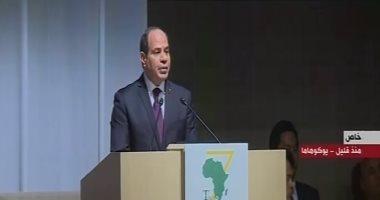 السيسي: التصعيد شرق المتوسط يضر بمصالح دول الإقليم