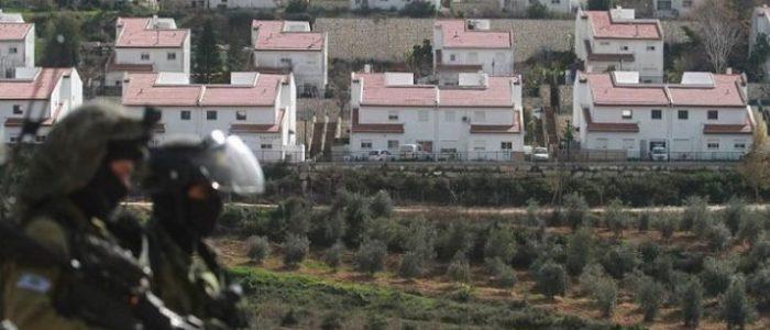 التنازل عن الضفة الغربية في مصلحة إسرائيل