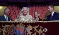 ما هي الحقيبة السرية المرافقة للملكة إليزابيث وتشارلز ووليام؟