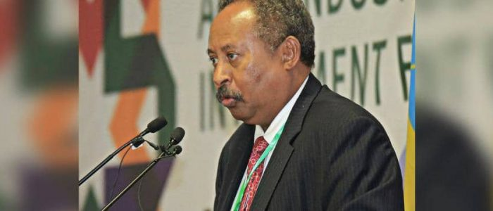 """الاتحاد الإفريقي """"مستعد"""" لدعم طلب حمدوك إنشاء بعثة أممية"""