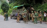 نزوح أكثر من 2000 ومقتل 19 بسبب قتال في ميانمار
