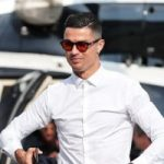 "كريستيانو رونالدو يصل موناكو لحضور حفل جوائز ""اليويفا"""