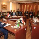 """مصر والعراق  والأردن يتفقون على ترسيخ """"التعاون الاستراتيجي"""""""