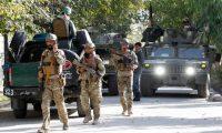 مقتل 9 من الأمن الأفغاني في هجوم لطالبان على مخفر