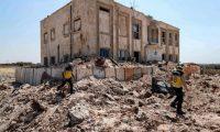الصليب الأحمر يدعو أطراف النزاع فى إدلب بالسماح للمدنيين بالعبور الأمن