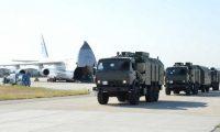 """اكتمال وصول البطارية الثانية لـ""""إس-400″ الروسية إلى أنقرة"""