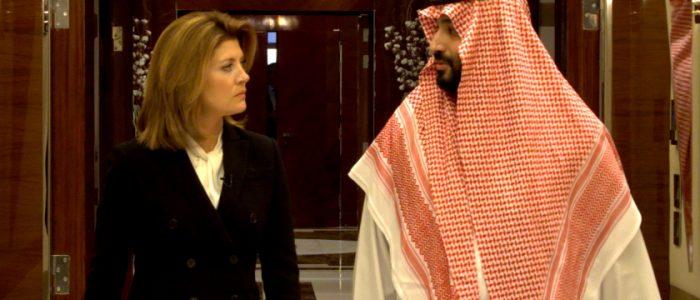 محمد بن سلمان يطالب بردع إيران وينفي إعطاءه الأوامر لقتل خاشقجي