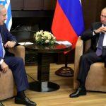 بوتين: علاقاتنا مع إسرائيل اكتسبت نوعية جديدة عسكريا وأمنيا