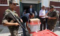 70 ألف عنصر أمني و32 ألف عسكري لتأمين الانتخابات في تونس