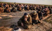 """مسؤول أمريكي: نحو 10 آلاف أسير من تنظيم داعش في سوريا """"قنبلة موقوتة"""""""