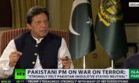 عمران خان ينتقد التناقض الأمريكي في أفغانستان