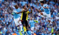 مانشستر سيتي يفوز علي واتفورد بـ8 أهداف نظيفة في الدوري الإنجليزي