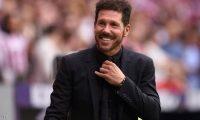 مدرب أتلتيكو مدريد ينجح في ضم ابنه للفريق