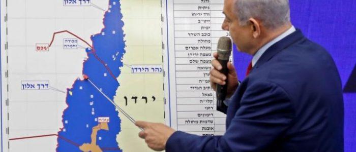 نيويورك تايمز: لماذا لم يغضب العالم العربي من تصريحات نتنياهو لضم وادي الأردن؟