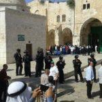 154 مستوطنا يقتحمون المسجد الأقصى