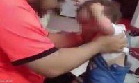 الأمن السعودي يلقي القبض على رجل عذب طفلته بوحشية