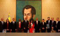 البرلمان الفنزويلي يصادق على إعلان جوايدو  رئيسا انتقاليا