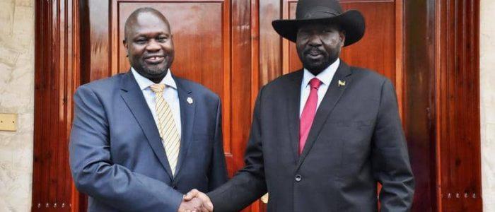 """""""اتفاق شامل"""" بين الخرطوم والحركات المسلحة بجنوب السودان"""