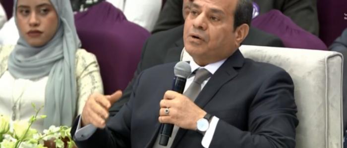 الرئاسة تعلن تفاصيل حضور السيسي كشف الهيئة بالشرطة