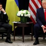 """سيناتور جمهوري: تفاصيل شكوى محادثة ترامب ورئيس أوكرانيا """"مقلقة"""""""